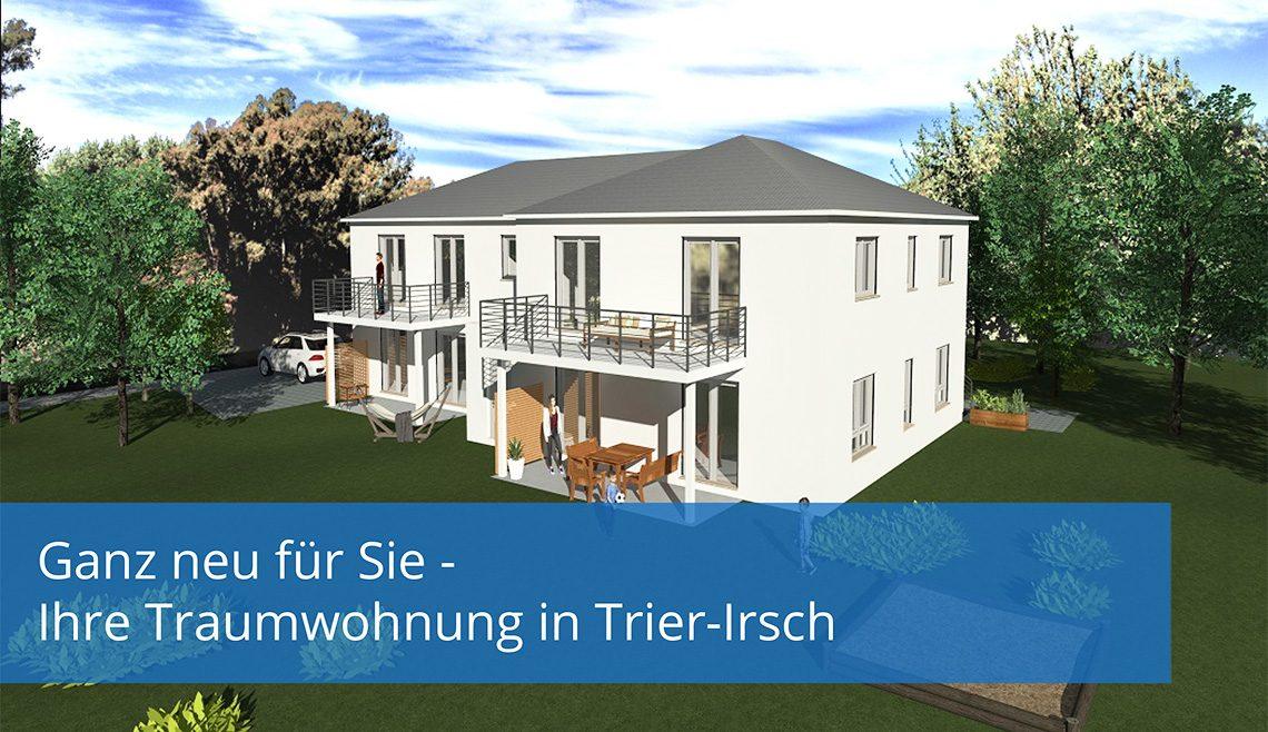 Eigentumswohnungen Trier-Irsch